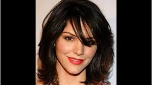 short haircuts for fine hair video layered and outward feather cut hair style video dailymotion