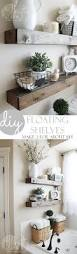 Diy Shelves For Bathroom by 25 Best Diy Bathroom Shelf Ideas And Designs For 2017