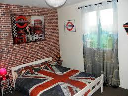 chambre a theme avec papier peint chambre ado images cuisine coration chambre theme