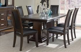 six chair brentwood table set najarian