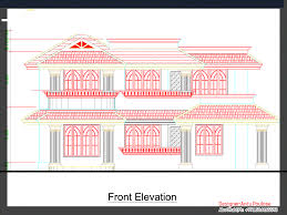 50 Square Feet by 2430 Square Feet 4 Bedroom Double Floor Home Design And Plan