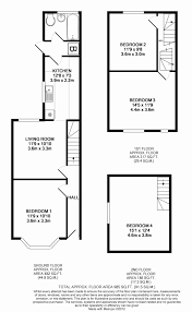 qmc floor plan 4 bedroom property to let in lace street dunkirk ng7 2jg 400 pw