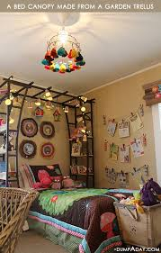 25 easy diy home decor ideas canopy lions and bed storage
