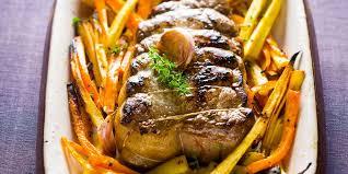 cuisiner roti de porc rôti de porc au four facile et pas cher recette sur cuisine actuelle