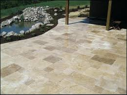Interlocking Slate Patio Tiles by Patio Ideas Wood Tiles For Outdoor Patios How To Install