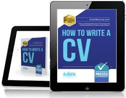 learn how to write a cv in 2017 how2become com