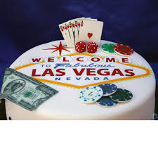 welcome to las vegas birthday cake cake ideas pinterest