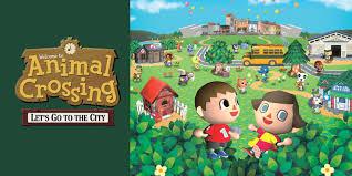 animal crossing hub games nintendo