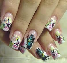 crazy nail art designs u2013 acrylic nail designs with regard to crazy