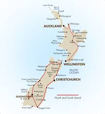 New Zealand Self Drive Tour