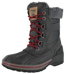 pajar canada burman mens winter snow boots duck waterproof size 7