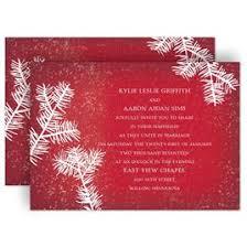 christmas wedding invitations winter wedding invitations invitations by