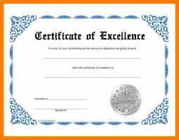 8 certificate free printable weekly template