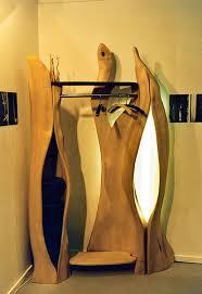 designer garderoben wandgarderobe vestiario designer garderobe aus naturholz