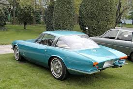Home Elements Rondine by Another Italoamericano Pininfarina U0027s 1963 Corvette Rondine