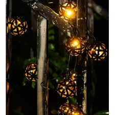 outdoor string lights you ll wayfair