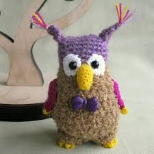189 best crochet knit owls images on crochet