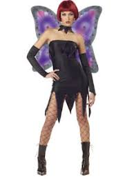 Halloween Costumes Tinkerbell Evil Pixie Gothic Fairy Tinkerbell Costume Ebay
