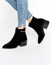 womens boots uk asos asos pointed velvet sock boots blue velvet womens asos