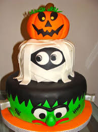 halloween decorated cakes spider decorations cute ideas for