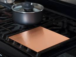 Simmer Plate For Gas Cooktop Bellacopper Stovetop Heat Diffuser