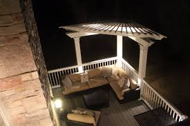 Pergola With Movable Louvers by Custom Triangulated Coolbreeze Aluminum Pergola With Built In