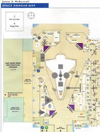 udvar hazy center smithsonian national air and space museum in