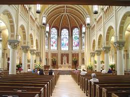 cathedral of st john the evangelist lafayette la churches
