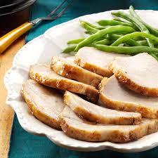 thanksgiving pork loin slow cooker pork loin taste of home