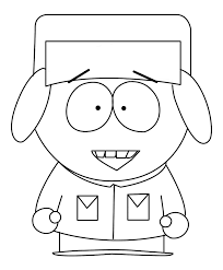 south park coloring pages good 60