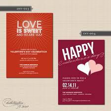 Event Invitation Card Beautiful Valentines Day Invitation Card Ideas Emuroom