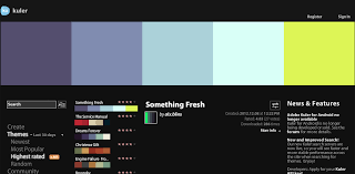 color themes for android use kuler to enhance your website s color scheme