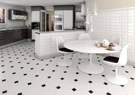 stylish kitchen tile ideas uk 85 exles superior black and white floor tile patterns kitchen