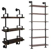 Diy Ladder Bookshelf Standing Wall Shelves Diy Ladder Bookcase Storage Floating Shelf