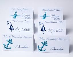 theme wedding place cards tip if you re going to give your