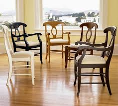 Pottery Barn Armchair A Dining Chair For Every Table Zin Home Blog