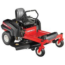 troy bilt zero turn riding lawn mowers