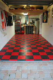 tech floor would be awesome in black and white for the garage or