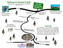 Conifer Colorado Map by Homes For Sale In Conifer Co