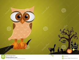 halloween owl background stock images image 16104514