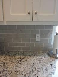 gray kitchen backsplash grey subway tile ornamental giallo light granite mcbroom