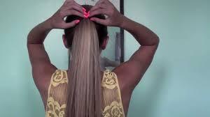 hip hop dance hairstyles for short hair 6 cute and easy ponytails tasha farsaci youtube