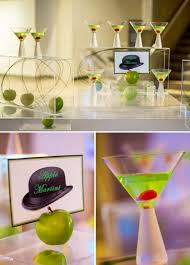 green apple martini phoenix arizona wedding at phoenix art museum by foskett creative