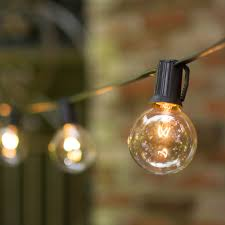outdoor bulb string lights simplified outdoor bulb string lights globe patio led wedding