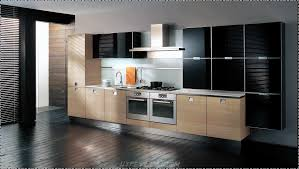 Indian Kitchen Designs Photos Wonderful Red Indian Kitchen Cabinets Design Ideas With Shiny