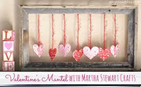 Martha Stewart Valentines Day Decor by Valentine Decorations Martha Stewart Designcorner