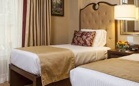Twin Bed Hotel by San Francisco Hotel Images King George Hotel