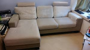 Second Hand Sofa l shaped sofa couch great condition secondhand hk