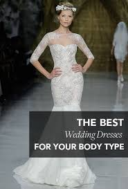 56 best wedding dresses for your body type images on pinterest
