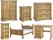 pine bedroom furniture sets ebay